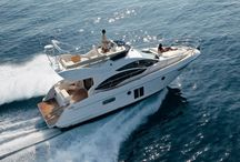 Azimut Yachts / Azimut Yachts, one of the best known Italian luxury motor yachts builder.