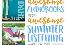 Audiobooks for kids and adults / Audiobooks, audiobooks for kids, audiobooks for adults, books on tape, kids activities