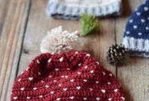 Jolis crochet Bonnets