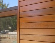 Rain Screen Siding System / The Climate-Shield Rain Screen System is exciting the architectural and construction communities with its sustainable design and beautiful hardwood cladding options.