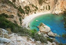 Corfu Beaches / A journey through the best beaches of Corfu