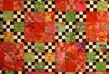 Nine Patch Based Quilts