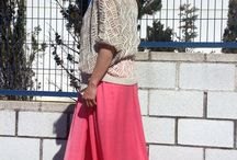 Satin Maxi Skirt / Lovely outfit with my Zara´s favorite #MaxiSkirt. Visit my blog