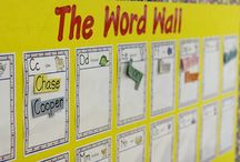{Classroom Literacy} Word Wall / by Heather Mix