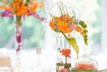 Centre-de-table-mariage / centre de table mariage- décoration table mariage