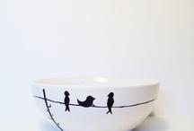 Ceramics- hand painted