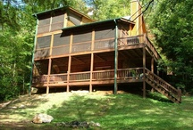 Pigeon Forge Cabin / by Cathy