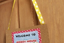 Mickey Mouse Clubhouse / by Rebecca Strickland