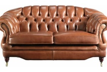 Couture Collection / Lovely Chesterfield sofas by Chestefield Couture