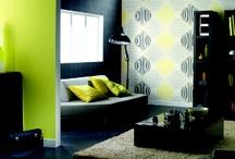 wallpaper designs/ paint color /design / by Sherri Fultz-curto