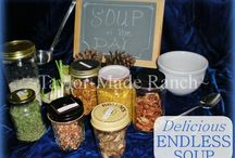 Recipes: Soups, Stews and Chili / Put this in your bowl!