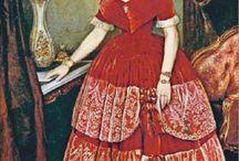 trajes de 1810