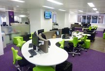 Funky Office Fit Outs / A compilation of our creative and funky office fit outs across: Kent, london, Brighton & Croydon