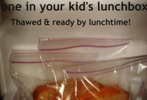Food lunch box / by Jenny Thompson
