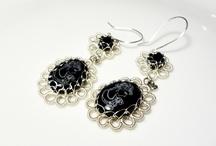 wire works / bijoux in filo metallico fatti a mano