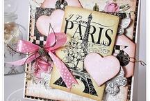 Paris Theme Card Ideas