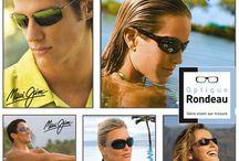 Maui Jim / Des solaires polarisantes mises au point à Hawaï pour permettre aux pécheurs locaux de voir les requins. Des lunettes solaires d'exception Protection 100% UV Contrastes optimisés Restitution totale des couleurs naturelles Verres polarisants résistants aux chocs, traités  antireflets face interne, disponibles avec correction. Produit socialement équitable