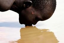 Water , keep it clean