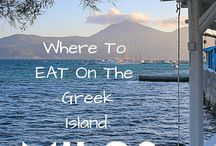 ♡ Places to eat around the world. / Know the right places and ideas of where to eat when you travel! :)