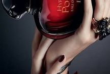 The Perfect Touch {Parfums and Cosmetiques} / Perfumes and cosmetics...perfumes y cosméticos