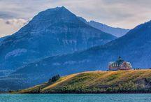 Kanada / Dziewicze krajobrazy Kanady