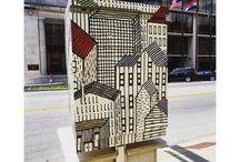 Traffic Boxes Inspiration