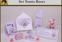 Set nunta Roses