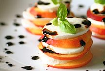Recipes ~ Appetizers + Side Dishes / by MJW