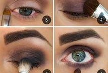 Inspirações maquiagem