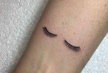 Kleine tatoeage
