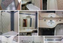 Bathroom / Ванная