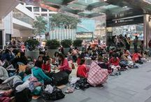 Hong Kong Domestic Helpers