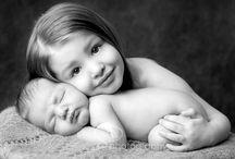 Fotos hermanos y bebes