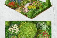 Σχέδια κήπων