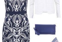 Dámské šaty - inspirace