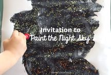 Invitation to Paint the night