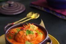 INDIAN FOOD / by Tosha Tobias