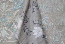 Fabric & Textile inspiration