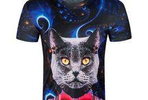 Kitchissimes T-shirts de chats