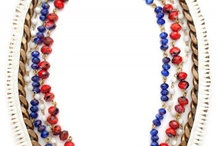 *Red*White*&*Blue* / Happy 4th of July * Happy Memorial Day / by Karma Love x0x0