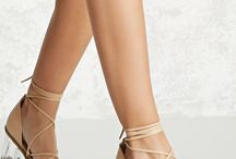 Shoe Trends - Lucite Heels