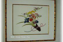 私の作品 - Mes Broderies Japonaises