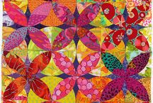 Orange peel quilts