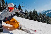 Skifahren / Skiing in Filzmoos