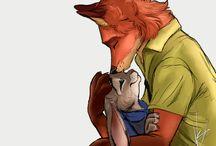 Judy és Nick