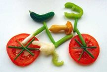 Who says you can't play with your food? / by Ellen Nestler