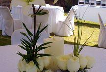 Blumendeko Kirche