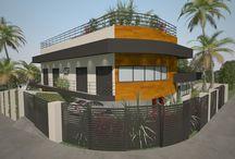 Projeto de Arquitetura e Interiores - Residência P3