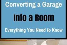 Garage - office conversation