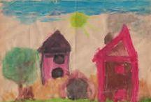 disegni dei bambini / disegni dei nuovi bambini
